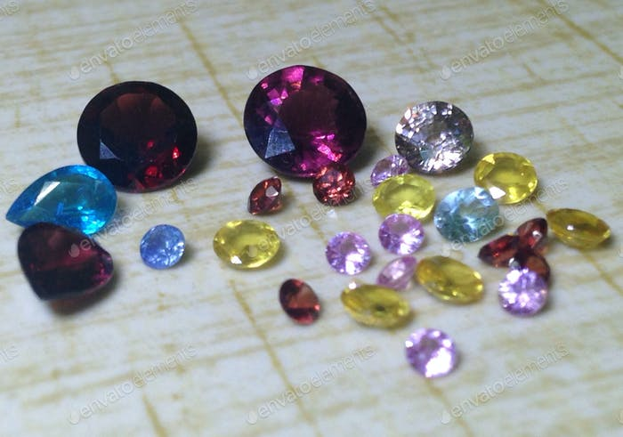 Beautiful gemstone