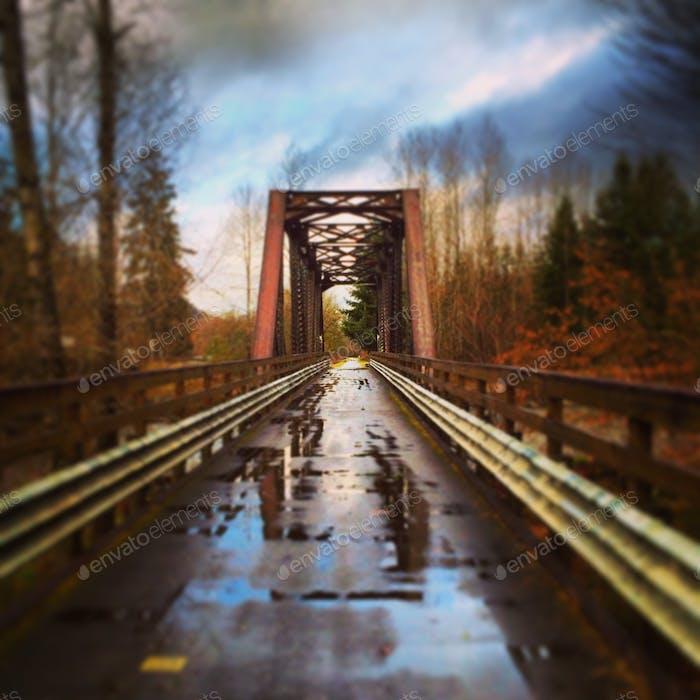 Orting Rail Bridge