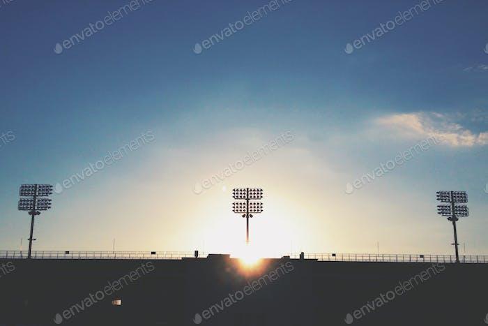 sunsets & sky