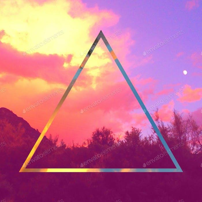 Triangles are my favorite shape* www.aubreyixchel.com