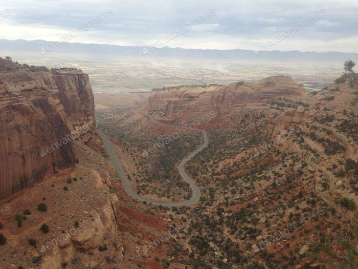 Grand Junction ist wunderschön.