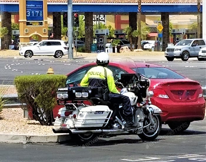 Motorcycle Law Enforcement