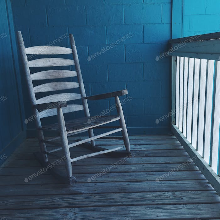 rocking chair from North Carolina