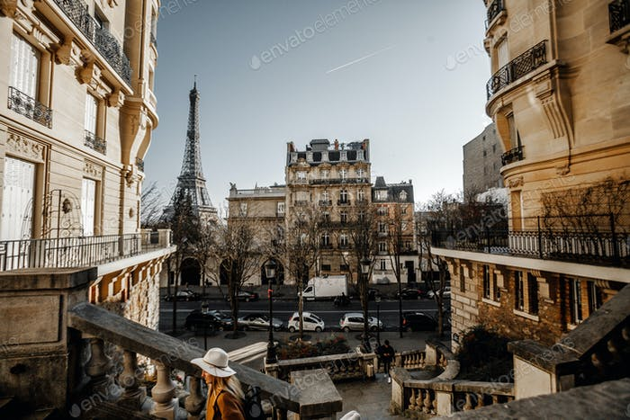 Paris travel photo