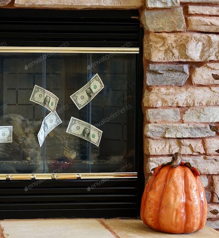Heat loss costs money moneymatters