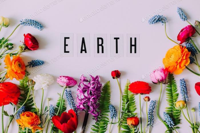 Erde, Planet, Erde Tag