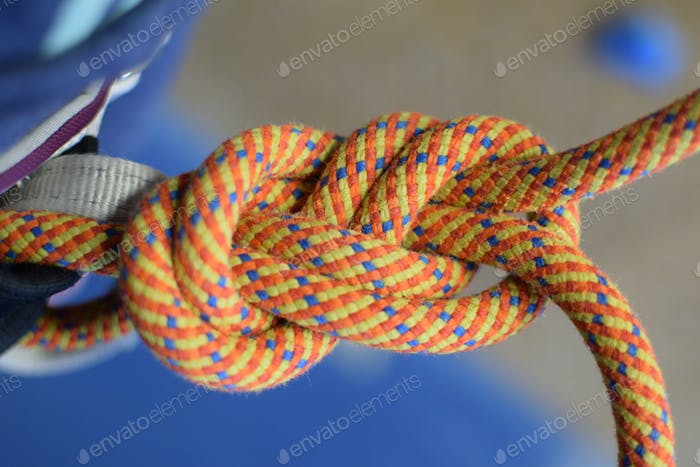 Rock Climbing Knot
