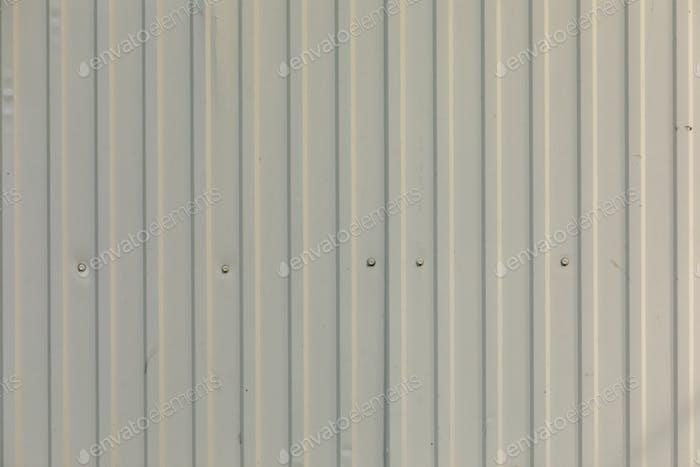 aluminum white wall