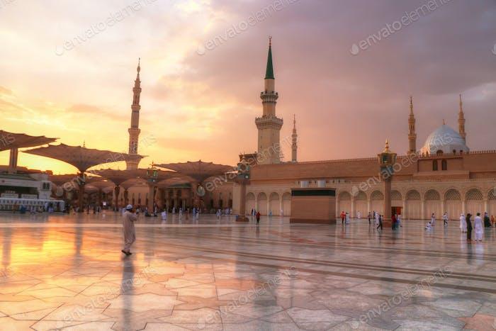 musulmán