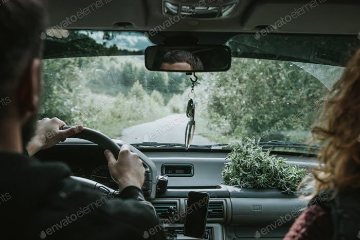 Driving in Romania