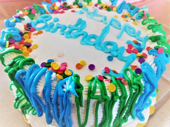 Happy Birthday! Birthday Cake!