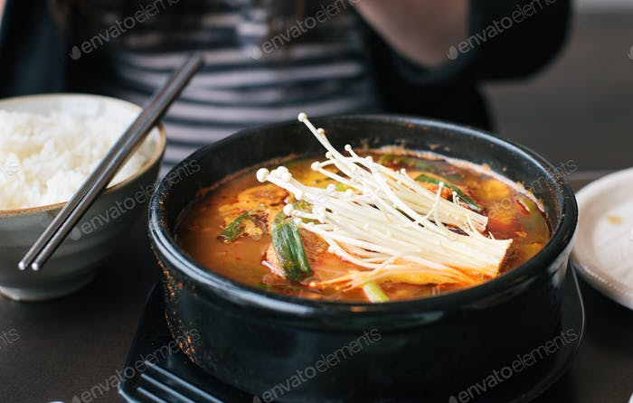 Korean stew