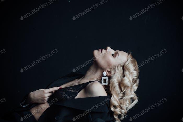 Fashionable and stylish Millennial woman