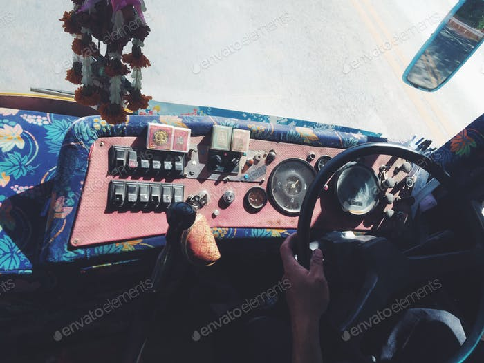 Busfahrer