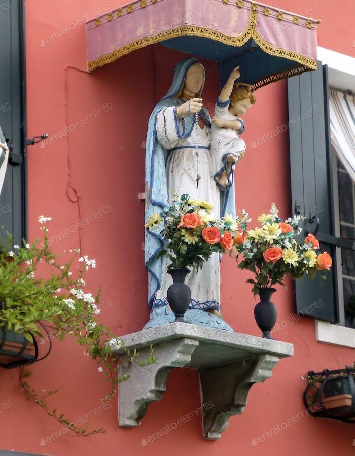 Venice religious scene