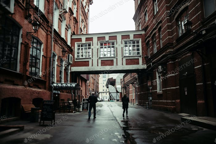 Moscow urban