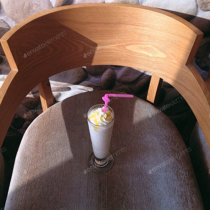 Coconut Shake Ice Blender
