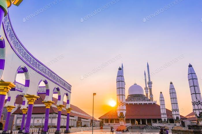 Masjid Agung Jawa Tengah (MAJT) / Central Java Great Mosque