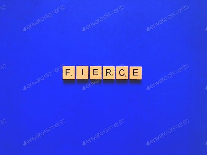 Fierce. Scrabble. Scrabbles. Scrabble letters. Scrabble words. Scrabble tiles.