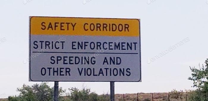 Safety Corridor