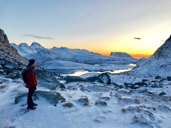 Kvalvika, Lofoten Insel