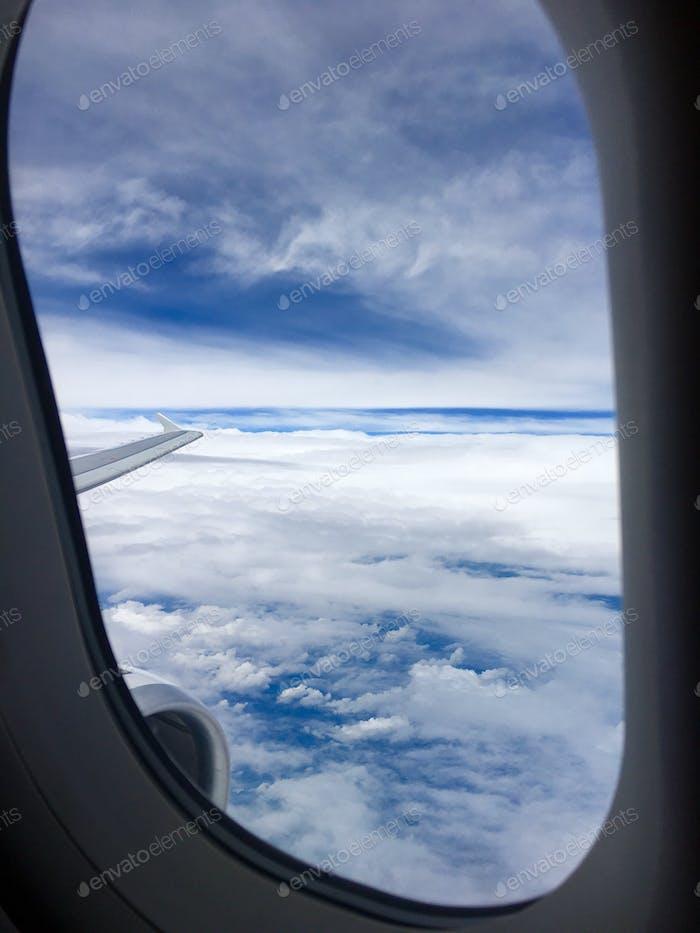 Heaven at 30,000 feet