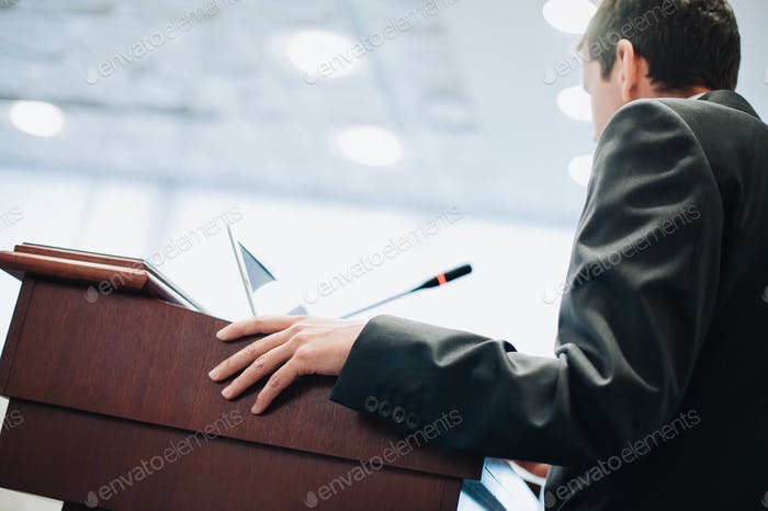 business business men