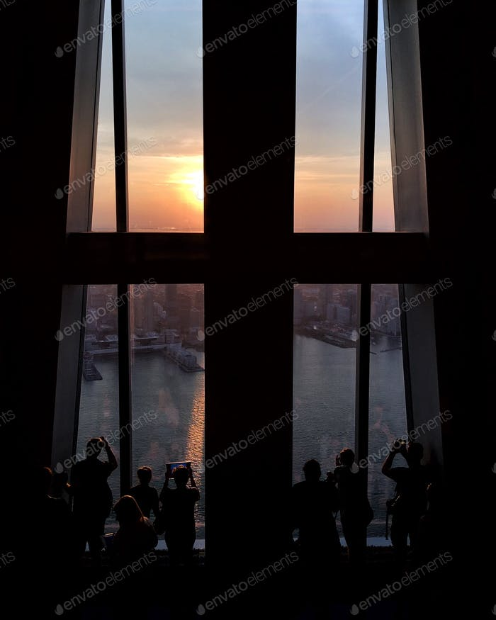 World Trade Center, New York City.