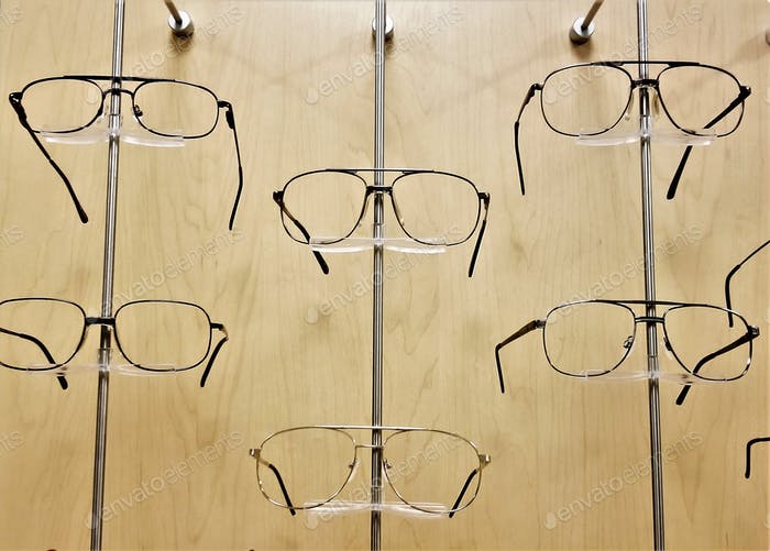 Fashionable Eyewear for the Sight Impaired!