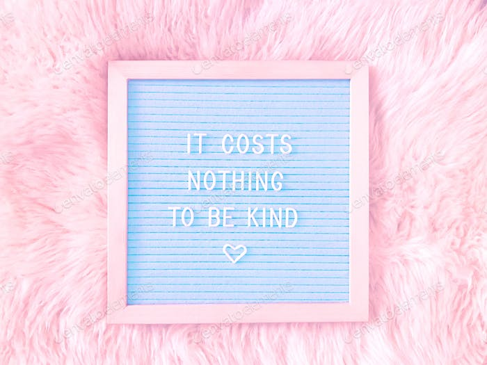 Positive quote about kindness