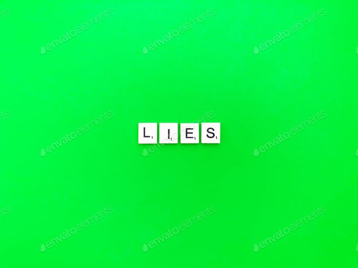Lügen