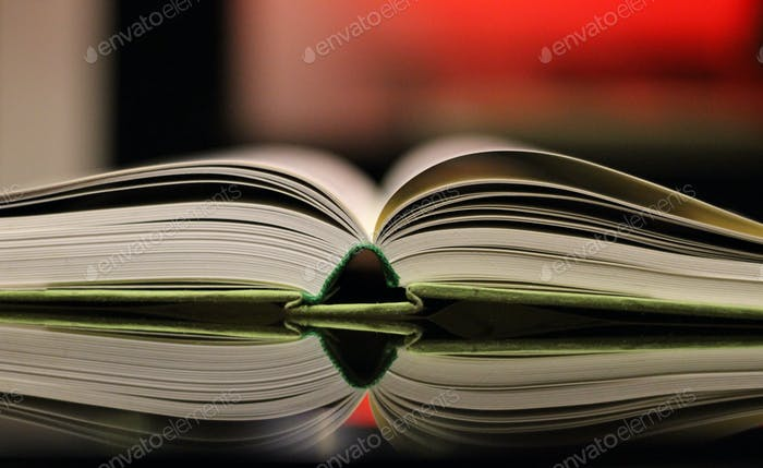 Herz ist wie ein offenes Buch