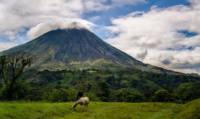 Volcano Arenal, Costa Rica.