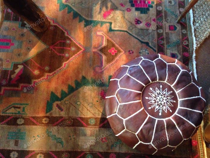 Moroccan furnishings
