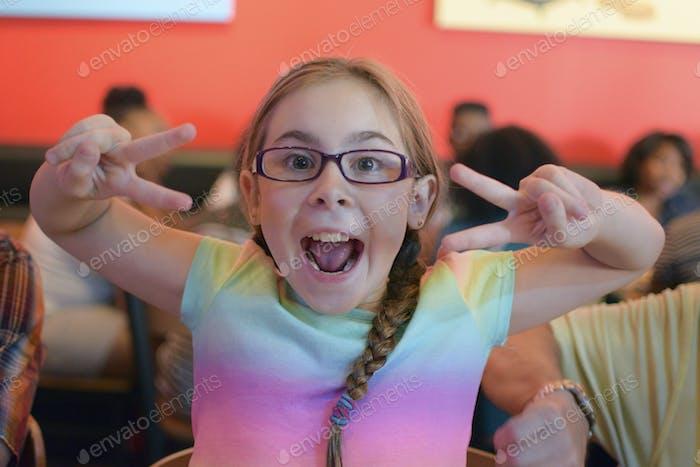 Happy Girl!!