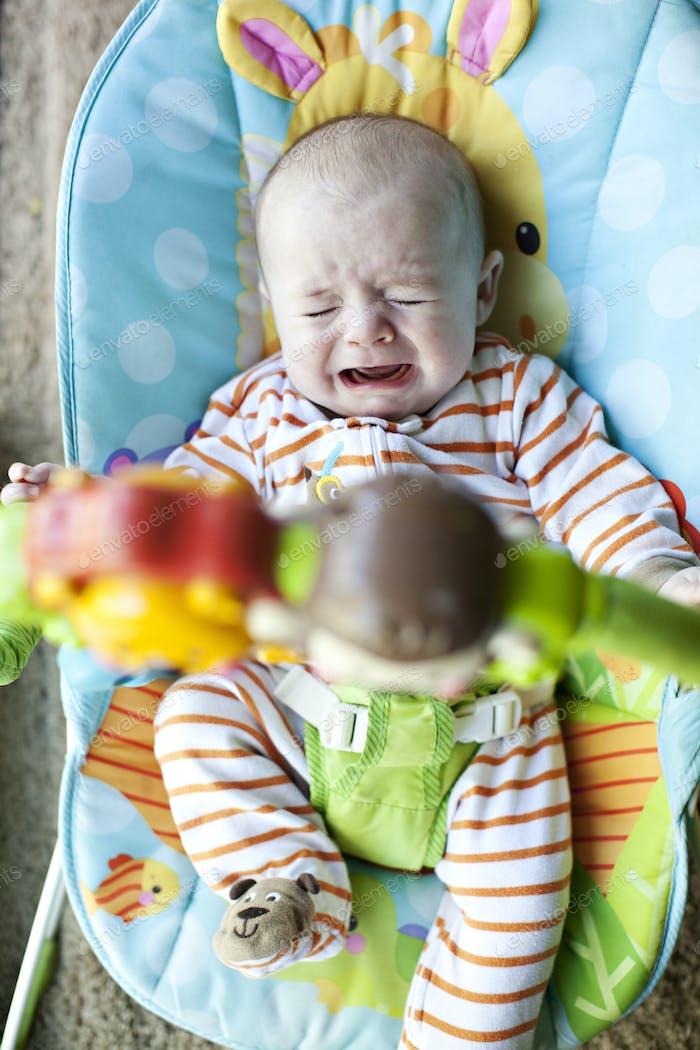 Weinen Säugling