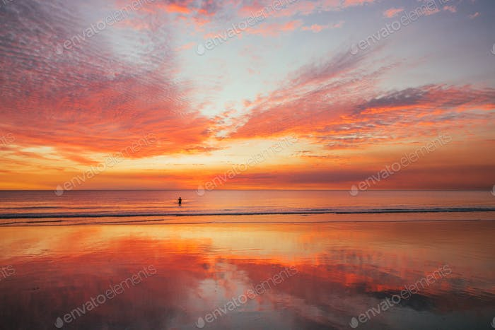 Sunset at Cable Beach - Broome, Western Australia