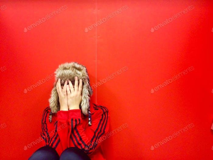 rot auf rot auf rot