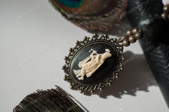 Krishna pendant