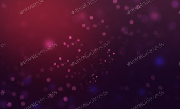 Abstract neon sparkle background