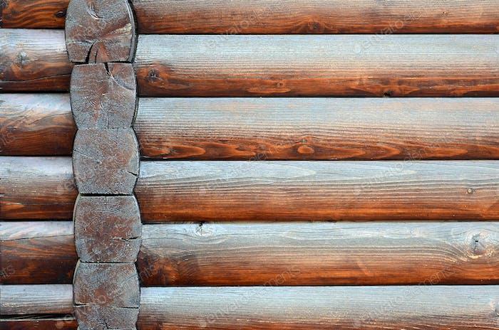 Hewn timber