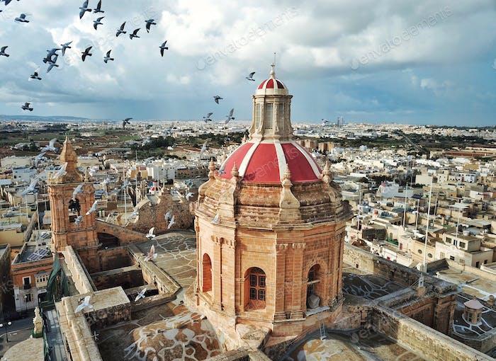 Römisch-katholische Kirche von Zejtun, Malta