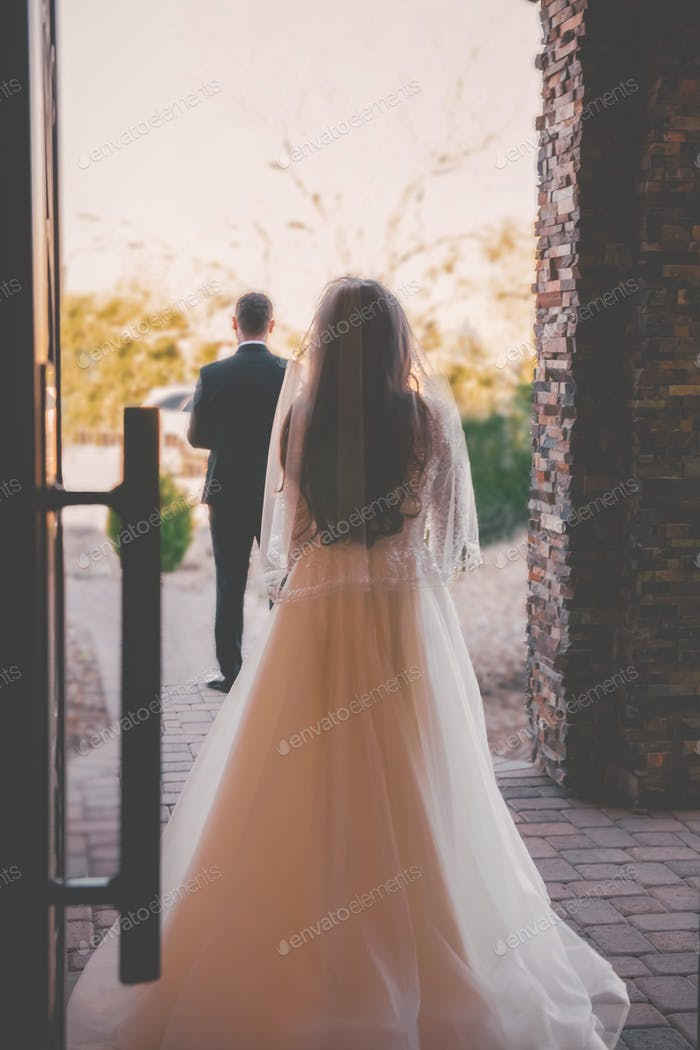 A wedding shot by two photographers using Canon cameras, a Mark lll and Mark ll