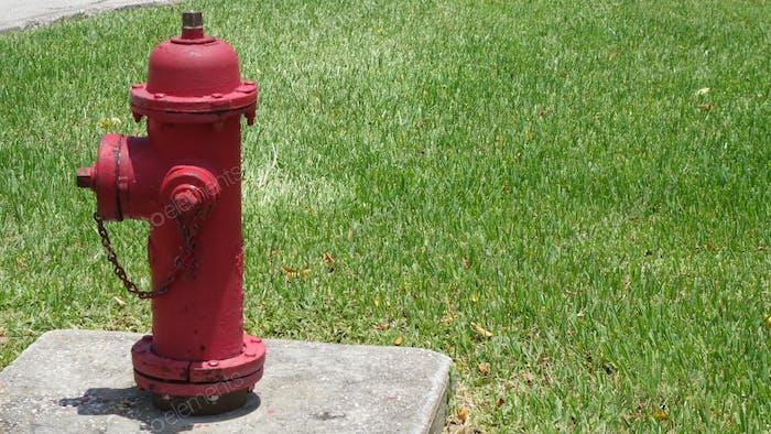 Feuer-Pumpe