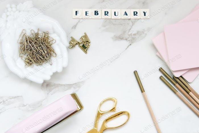 Februar-Desktop