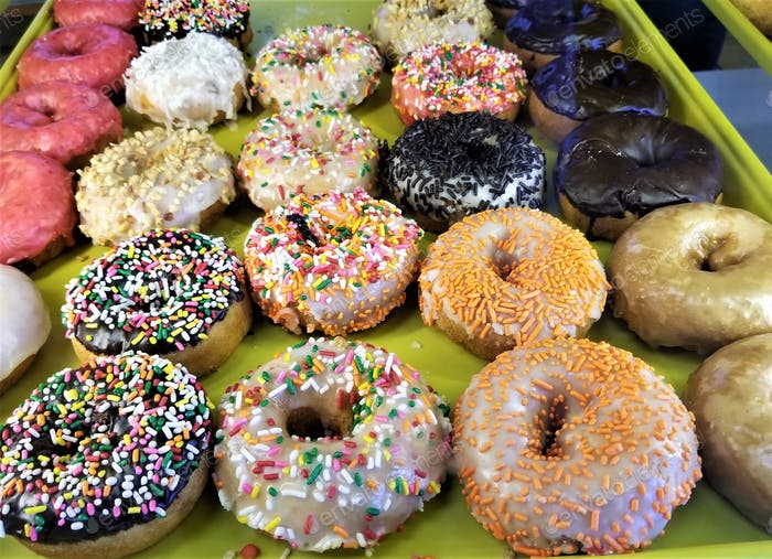 November 5 is National Doughnut Day observed by doughnut lovers across the nation