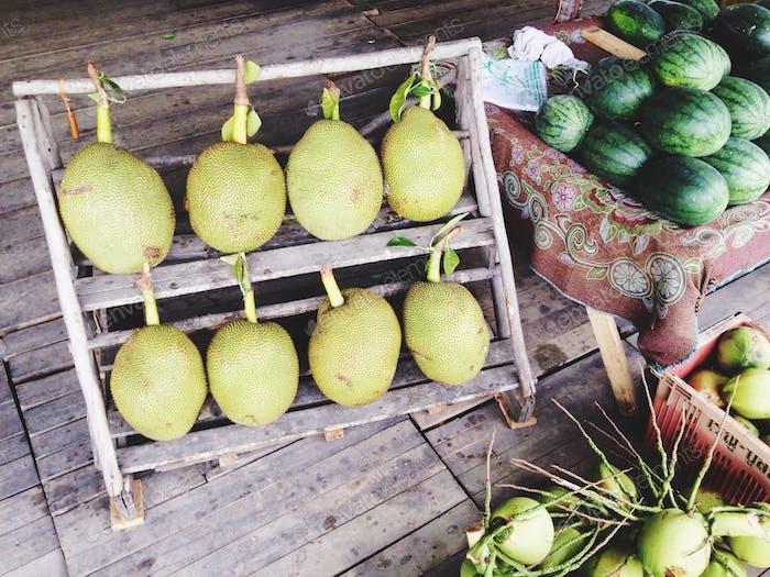 Drop Jackfruits nicht Bomben 🍈💥