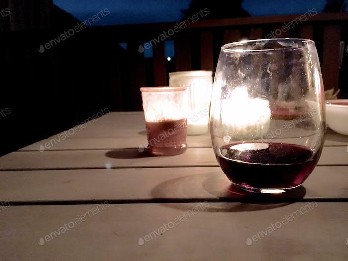 Wein ist in Ordnung