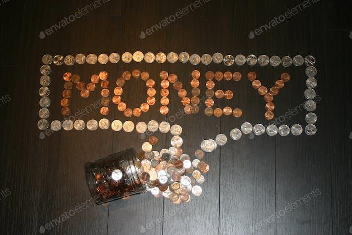 Adulthood struggles3.. Pinching pennies.