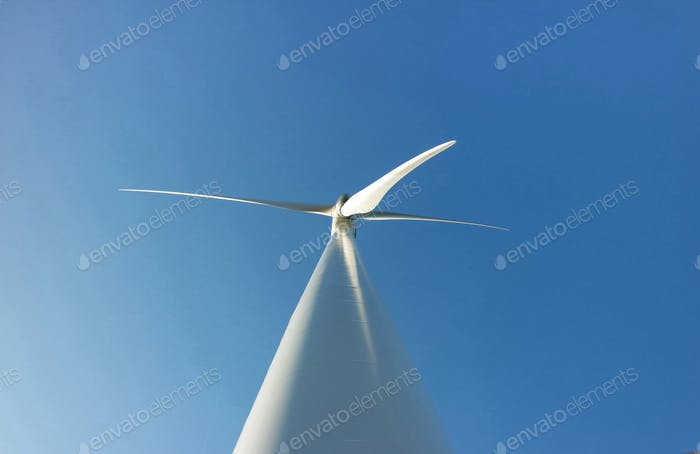 Windmil directly from beneath   Nominated!